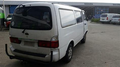 2004 kia pregio 2 7l diesel 5 speed wollongong