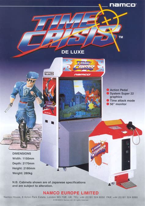 Time Crisis — StrategyWiki, the video game walkthrough and ...