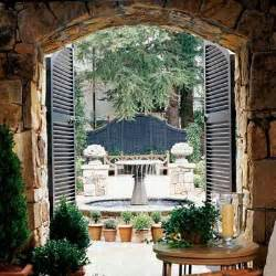 homes with interior courtyards gorgeous interior courtyards