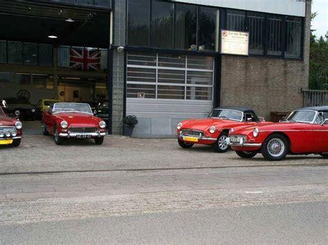 Mg Garage by Mg Garage Breda Klassiekerweb