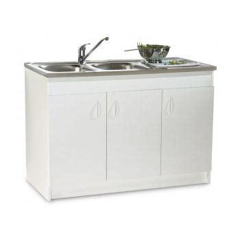 meuble cuisine 120x60 meuble sous évier 120x60 cm neova similaire sim 39 nf achat vente elements bas meuble cuisine