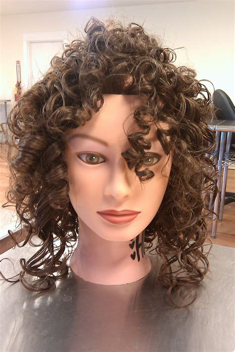 curly curls aka perms permed hairstyles perm hair styles