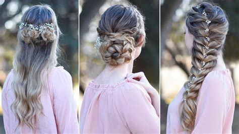 prom hairstyles cute girls hairstyles