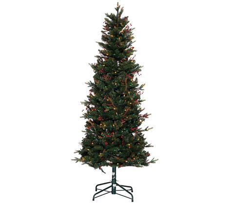 bethlehem lights 7 5 lakewood fir christmas tree w