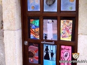 chambre d hote propriano photo une porte décorée photos dessins jeannet