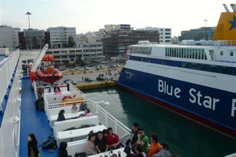 Kos To Santorini By Boat by Athens To Mykonos By Ferry And Flight In 2017