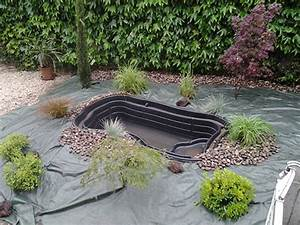 Bassin Exterieur Preforme : amenagement dun bassin exterieur ~ Premium-room.com Idées de Décoration