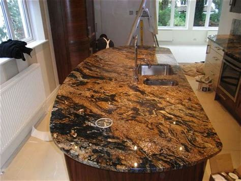 magma gold granite countertop  stonegranite