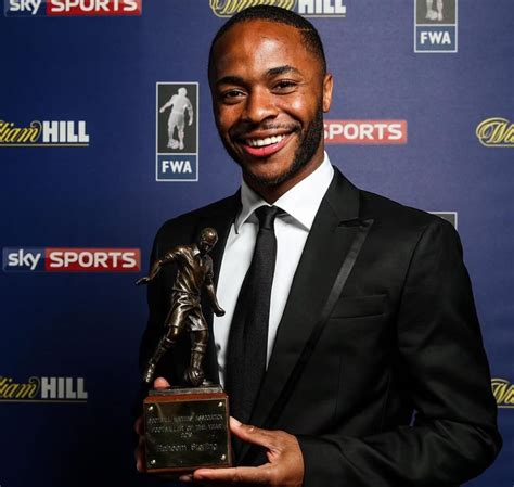 Raheem shaquille sterling (born 8 december 1994) is an english professional footballer who plays as a winger and attacking midfielder for premier league club manchester city and the england national. Raheem Sterling ranked as world's sixth best footballer   Buzz