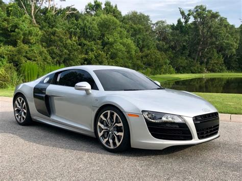 2011 Audi R8 V10 6-speed For Sale On Bat Auctions