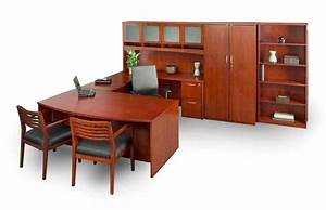 Amazing wood office furniture with office furniture for Wood office furniture