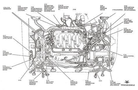 Engine Wiring Harnes For 2005 Ford Focu by 2007 Ford Focus Engine Hose Diagram Wiring Diagram Database