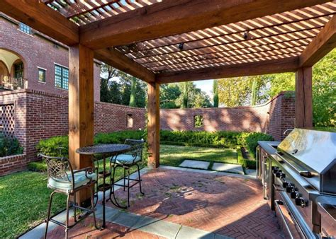 wooden patio shade structures pergola and patio cover carrollton tx photo gallery landscaping network