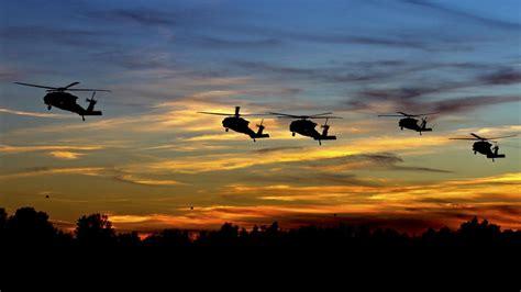 Sunset Assault Uh-60 Black
