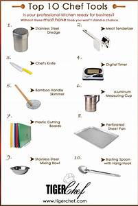Kitchen Utensils List Names