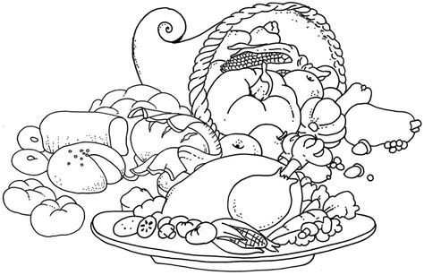 Latest Food Hamburger Models Coloring Pages For Kids