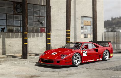 If you're interested in just how valuable, then check out. 1994 Ferrari F40 LM   Desert-Motors.com
