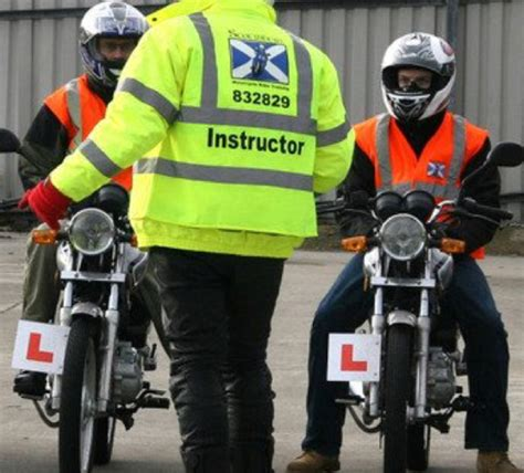 Cbt Training Motorcycle Rider Training Dundee Scotriders