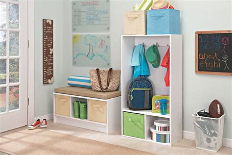 Closetmaid 2 Cube Storage Locker - back to school study and organization guide closetmaid