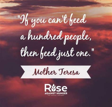 feed   people  feed