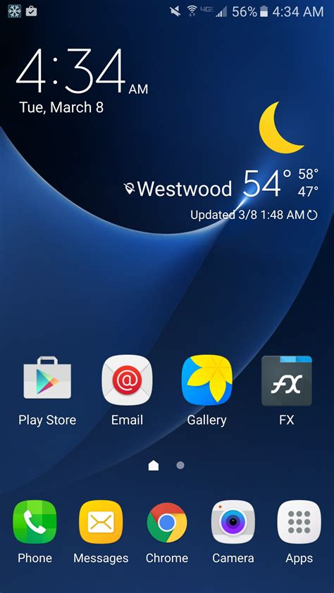 custom samsung galaxy s5 software ux the samsung galaxy s7 s7 edge review part 1