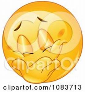 Clipart Laughing And Pointing Emoticon Face - Royalty Free ...