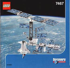 LEGO International Space Station Instructions 7467, Discovery