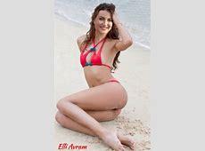 Elli Avram Hot Bikini Photoshoot Uncensored HD Pics