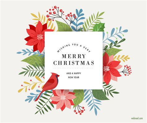 Writing and sending holiday cards may be higher on your list of things to do this year for a couple of important reasons. 25 Beautiful Business Christmas Cards Designs - 2018