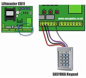 U0026gt  U0026gt  Liftmaster Cb11 Support Diagrams