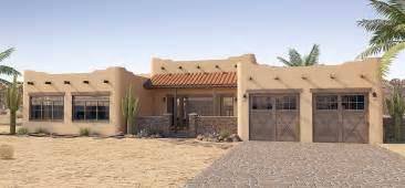 Of Images Plans Of Homes by Adobe Style House Plan With Icf Walls 6793mg