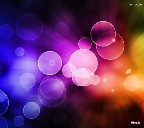 purple bubbles hd wallpaper