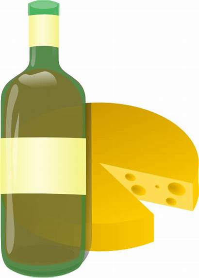 Wine Cheese Clip Vector Clipart 4vector