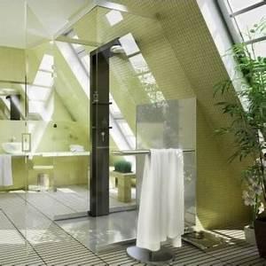 Paroi De Douche Sur Mesure : paroi de douche glasseo sur mesure robinet and co paroi ~ Nature-et-papiers.com Idées de Décoration