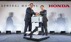 Gm Teams Up With Honda To Manufacture Fuel Cells Near Detroit