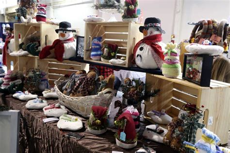 Holiday Bazaars And Craft Shows Oct 19 2017 Local