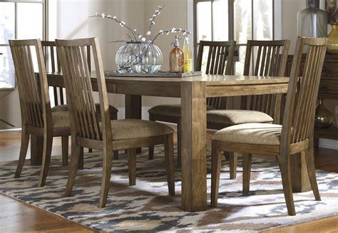 ashley furniture dinner tables buy ashley furniture birnalla rectangular butterfly