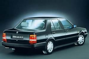 Classic Flashback: The Ferrari-Powered 1986 Lancia Thema 8