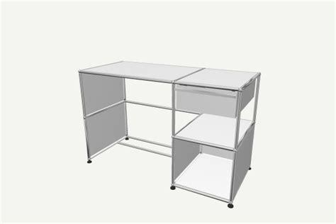 Usm Haller Desk With Drawer
