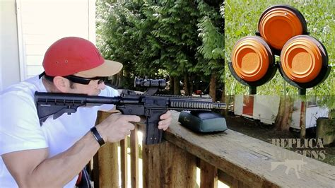 bb guns shooting  longer ranges youtube