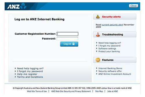 baixar internet banking anz logon
