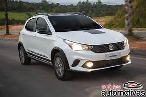 Fiat Argo Trekking  U00e9 Lan U00e7ado Oficialmente