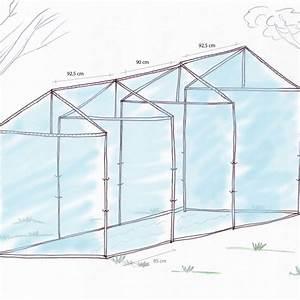 Mini Gewächshaus Selber Bauen : gew chshaus selber bauen so geht s ~ Articles-book.com Haus und Dekorationen