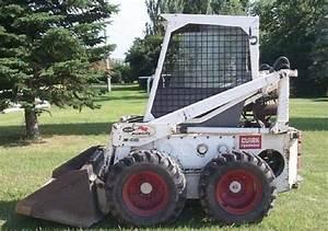 Bobcat 600  600d  610  611 Skid Steer Loader Service Repair Manual