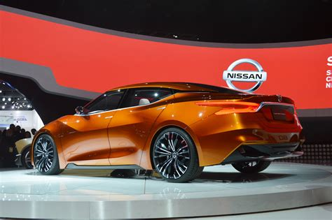 nissan sports car 2014 nissan sport sedan concept detroit 2014 photo gallery