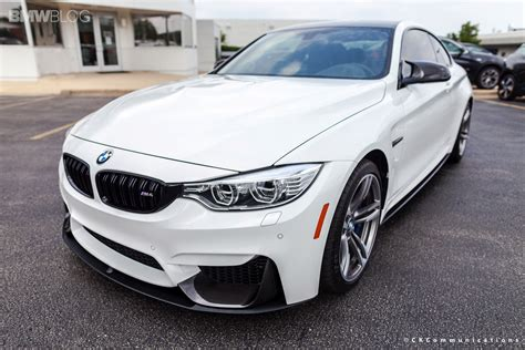 bmw m4 performance bmw m4 coupe with m performance parts