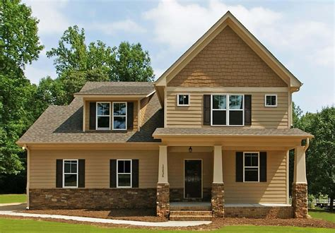 style house small brick homes craftsman style house floor plans