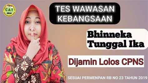 Bahasa indonesia, kisi kisi soal tes. SOAL TWK YANG SERING KELUAR TENTANG PILAR NEGARA DENGAN ...