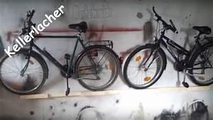 Fahrrad Wandhalterung Selber Bauen : eigenbau fahrradwandhalterung youtube ~ Frokenaadalensverden.com Haus und Dekorationen