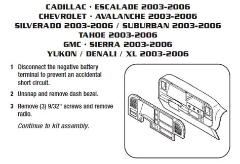 Iphone Chime Wiring Diagram by 2004 Cadillac Escaladeinstallation